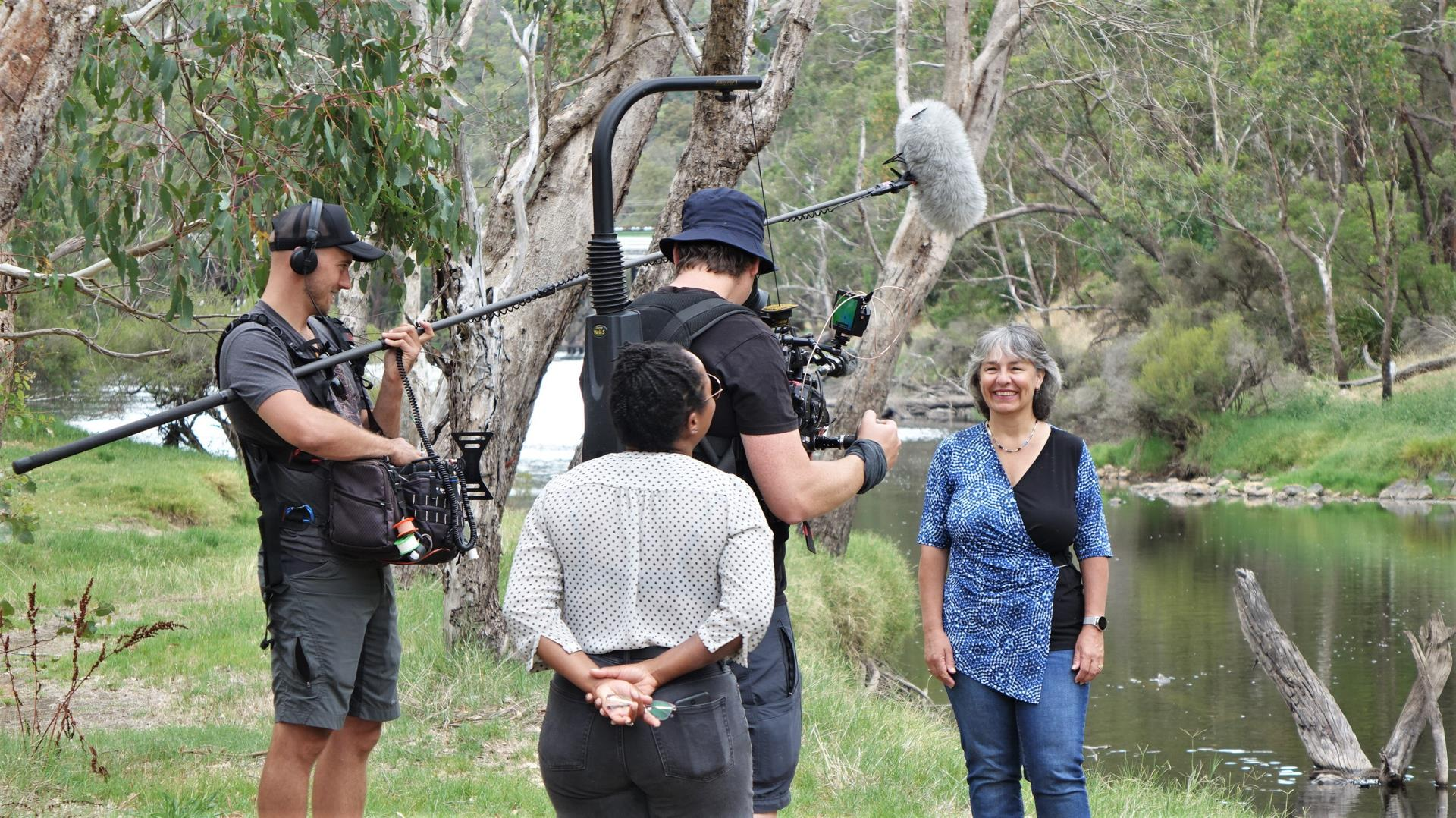 SBS Trails Towns Filming Done and Dusted, to Air in June